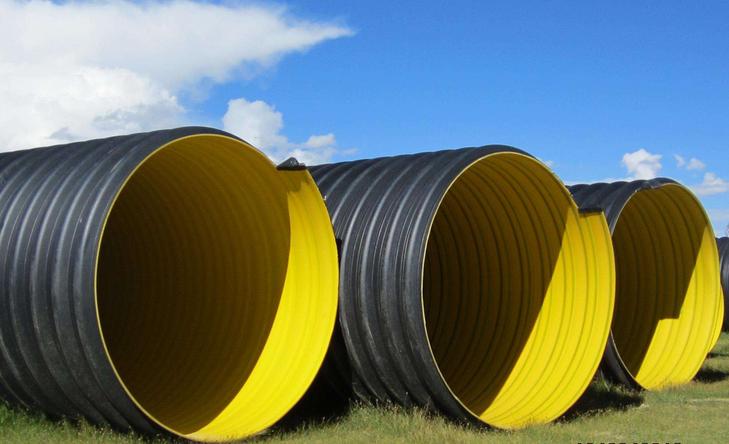 大连HDPE钢带增强管