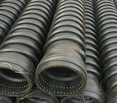 营口高密度聚乙烯缠绕结构壁B型管