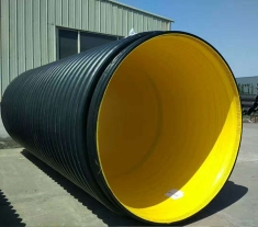 大连高密度聚乙烯缠绕结构壁B型管