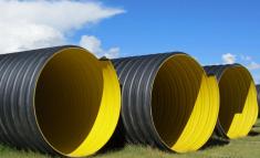 鞍山HDPE钢带增强管